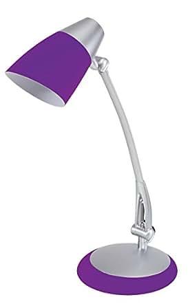 Alba, Lampada da scrivania, FLUOFIT P, Viola (Purple)