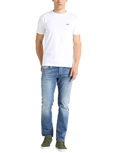 Ultrasport Cruz Herren T-Shirt Lehigh Weiß