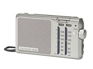 Panasonic RF-U160 EG-S Radio Transistor