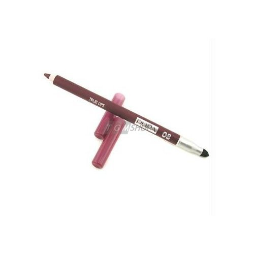 True Lips Lip Liner Smudger Pencil # 08 - Pupa - Lip Colour - True Lips Lip Liner Smudger Pencil - 1.2g/0ml
