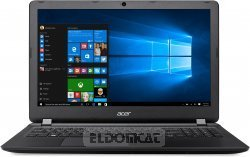 Acer - Notebook aspire es1 monitor 15.6 hd intel pentium n4200 quad core ram 8gb hard disk 500gb 1xusb 3.0 windows 10 home