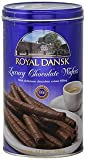 Royal Dansk Chocolate luxury Wafer Rolls, 300g