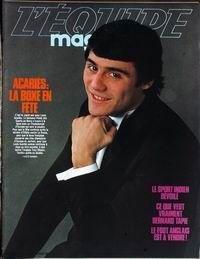 EQUIPE MAGAZINE (L') [No 183] du 25/02/1984 - ACARIES - LA BOXE EN FETE - LE SPORT INDIEN DEVOILE - BERNARD TAPIE - LE FOOT ANGLAIS EST A VENDRE.