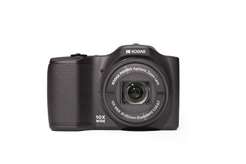 Kodak FZ101 Pixpro Friendly Zoom Kompaktkamera (16MP, 10-fach opt Zoom, 25 mm Weitwinkel, 2,7 Zoll Display, Digitale Bildstabilisierung, 720p-HD-Video)