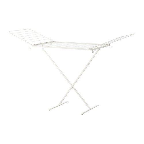 Ikea Wäscheständer (IKEA MULIG -Wäscheständer weiß)