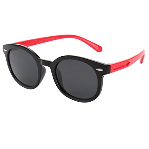 Zhhlaixing Safety Material Colorful Brille Trend Kids Love Protect eyes Glasses Polarized Sunglasses