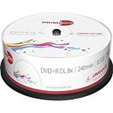 Primeon 2761252 Rohling Transparent/Weiß