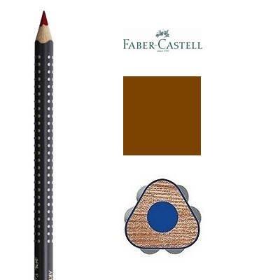 Aquarellfarbstift Van Dyck braun FABER CASTELL 114276 ART GRIP
