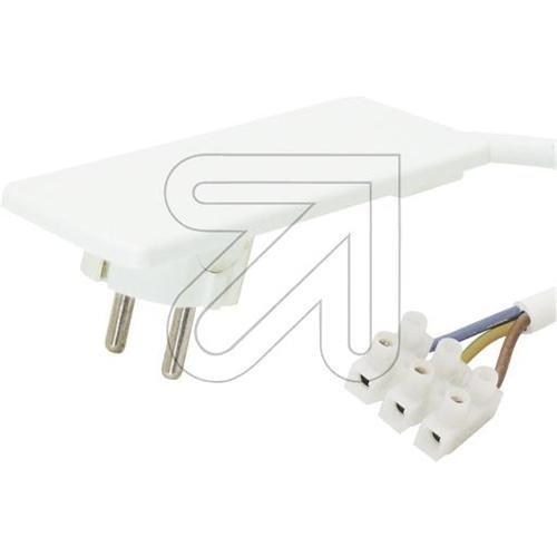 SCHULTE ELEKTROTECHNIK - 1510 0015 1300 EVOline Plug Anschlusskabel, 1.5 m Länge 270093
