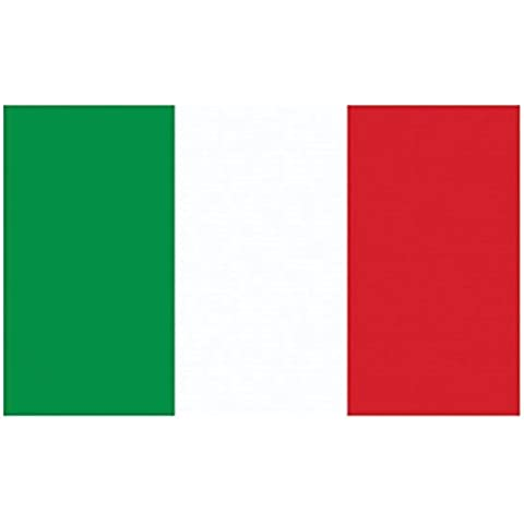 Bandiera Italia cm 90 x 150 in tessuto alta qualita