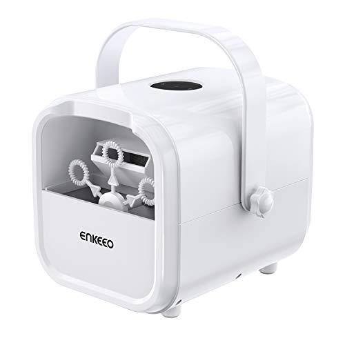 ENKEEO - Máquina de Burbujas Silenciosa