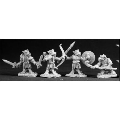 Reaper Miniatures 3064 Kobolds 4 by Reaper
