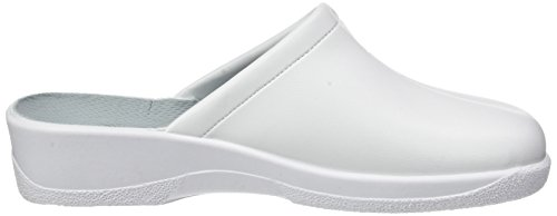 Rondinaud Damen Sharon-a00638-1 Clogs Weiß (Weiß)