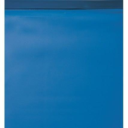 Liner de couleur bleu pour piscine ovale 7,30 x 3,75m x 1,32m - gre FPROV738