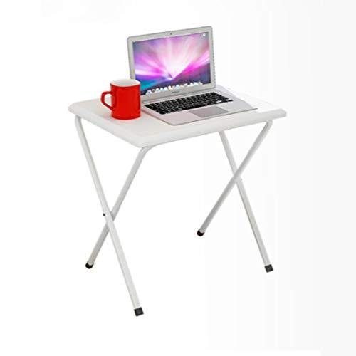 Preisvergleich Produktbild Klapptisch Tragbare Einfache Picknick Im Freien Lesen Esszimmer Einfache Mode Boden Einfach Zu Installieren, white