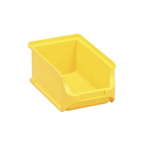 ProfiPlus Lager-Box   Stapelbox    Gr.2 gelb 160x102x75mm