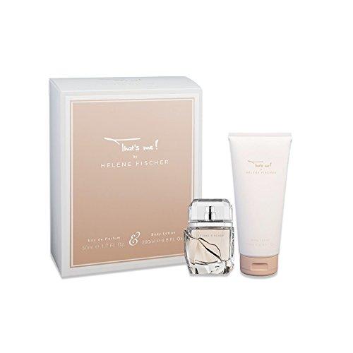 Schließlich Vanille Parfüm (Helene Fischer That's me Giftbox Eau de Parfum 50 ml + Showergel 200 ml)