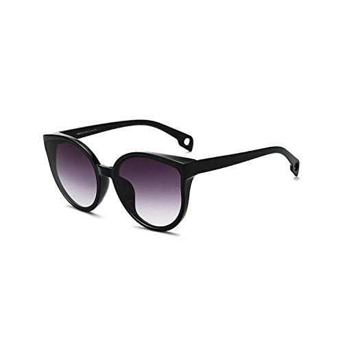 Sportbrillen, Angeln Golfbrille,Cat Eye Sunglasses Women Men Vintage Gradient Glasses Retro Sun Glasses Female Eyewear UV400 Fashion Drive Outdoor C4