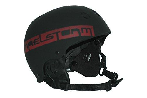 maelstorm Aqua Wave Kitesurfing Helm matt weiß für watesports Kiteboarding Windsurfen Wasserski Jet Ski SUP Kajak Kanu Paddeln Dejeuner