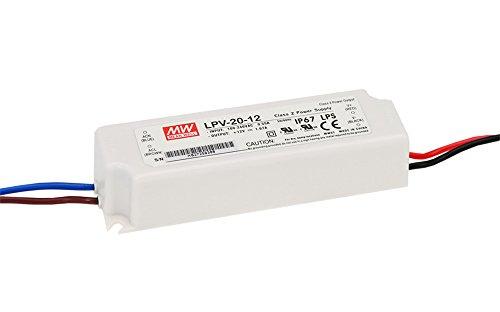20W 5V 3A LPV-20-5 ,MEAN WELL, LED Impermeable Cambiar La Fuente De Alimentación ,Converter Para la , El Transformador,Switching Power Supply AC- DC