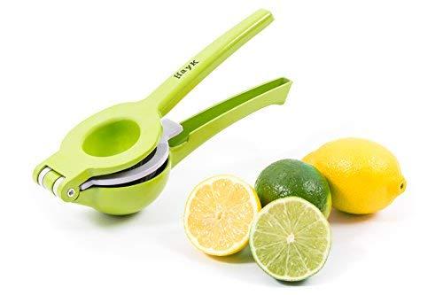 Gaik Metall Lemon Lime Squeezer-Manuelle Zitruspresse Saftpresse Aluminium-lime Squeezer