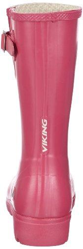 Viking Mira Jr. 1-23120 Mädchen Gummistiefel Pink (17)