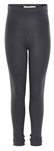 Lange Leggins - Leggings in Anthrazit Uni von MINYMO 140660 Size 110