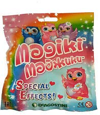 Magiki Deagostini Owlettes 1 Tüte Sammelfigur