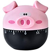 Mekta - Temporizador (60 Minutos), diseño de Cerdo