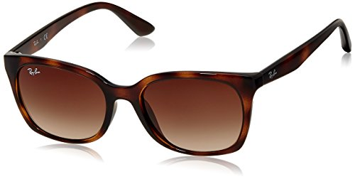 Ray-Ban Gradient Square Sunglasses (0RB7060I710/1354)