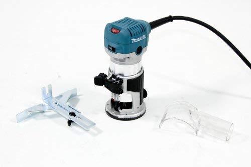 Makita RT0700C - Fresadora eléctrica (710 Watios)