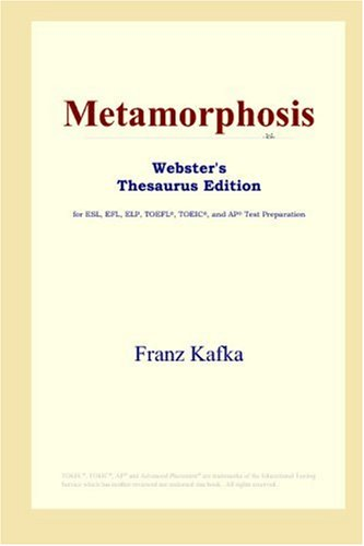 Metamorphosis (Webster's Thesaurus Edition)