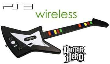 Guitarra Rock Zero PS3
