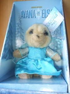 Image of Compare the Meerkat Ayana as Elsa Disney Frozen New