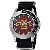 Game Time Men's 'Starter' Quartz Metal and Nylon Automatic Watch, Color:Black (Model: COL-STA-IAS)