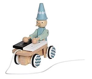 Bass & Bass B83806 Pinocchio de Juguete con Xylophone, Multi