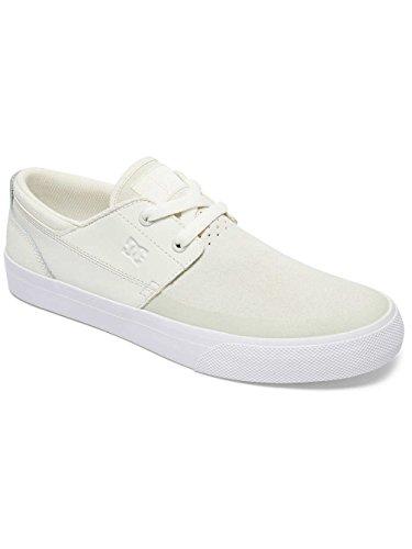 DC Shoes Wes Kremer 2 S, Sneaker Basse Uomo Crema