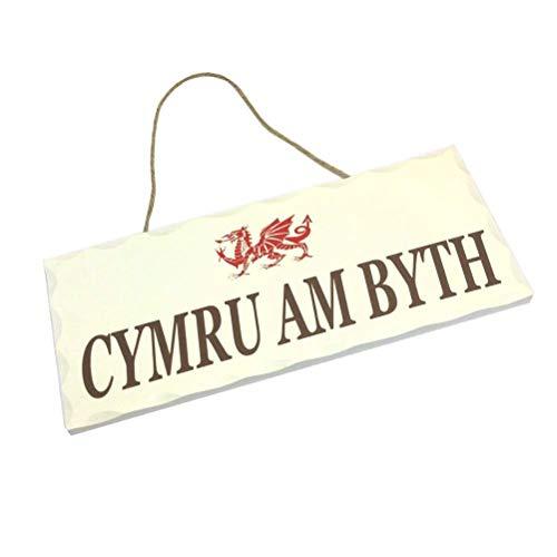 Pendragon Pays de Galles décoratifs signer Cymru AM/1000 [Wg550]