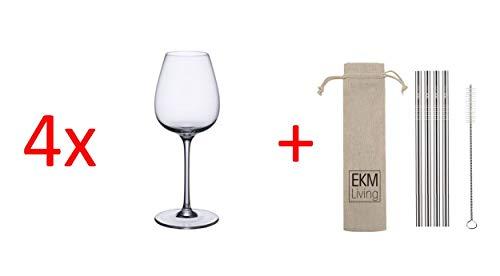 Tanninreich & exigeant Set de 4 Verres à vin Rouge Purismo Wine Villeroy et Boch