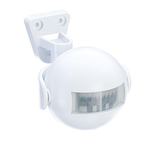 Avidsen Bewegungsmelder für die Innenbeleuchtung, 1 Stück, weiß, 500130