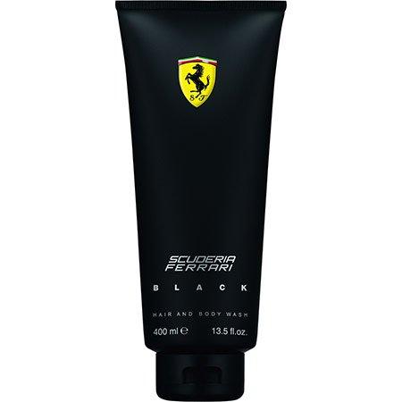 Ferrari - Black - Shampoo and Shower Gel 400 ml