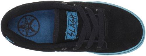 Fallen SLASH Youth 43070008, Chaussures de skateboard mixte adulte TR-B1-Noir-235