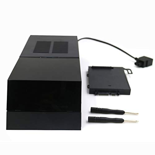 Hengzi Datenbank-Box 3,5-Zoll-Festplattengehäuse Upgrade-Dock für PS4