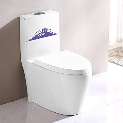 Mitlfuny Weihnachten Home TüR Dekoration 2019,Verwenden Sie Die Kraft Lustige Toilette Aufkleber Vinyl Aufkleber DIY Wandaufkleber WC Badezimmer