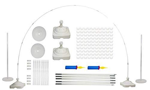 Pilin Kit Arco Per Palloncini Di Grandi Dimensioni Facile Base E