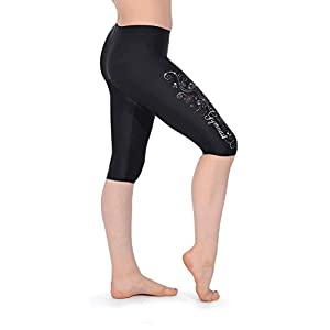The Zone Leggings Nylon/Lycra matt Motiv LM2
