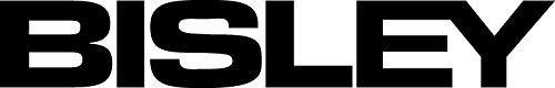 BISLEY Schiebtürenschrank | Aktenschrank | Werkzeugschrank | Schrank mit Schiebetüren aus Metall abschließbar inkl. Einlegeböden | Stahlschrank in 4