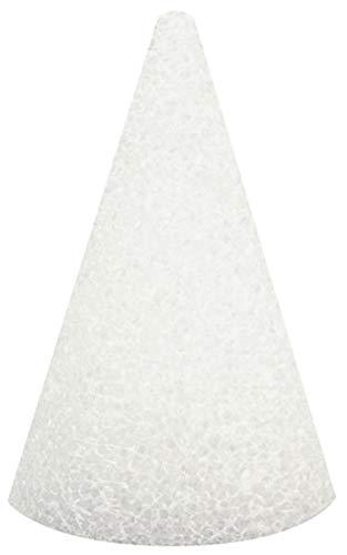 Styropor Kegel bulk-4'3.2x 6,3