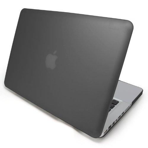 """Incutex Notebookhülle für Apple Macbook Pro 15"""" Zoll !!!Retina!!!, Hardcase, Schutzcase, Etui, Matt Schwarz"""