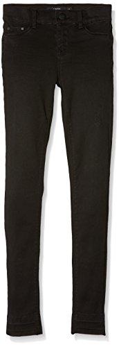 NAME IT LMTD Mädchen NLFPIL DNMTENNE 7003 Pant NOOS Jeans, Schwarz (Black), 152